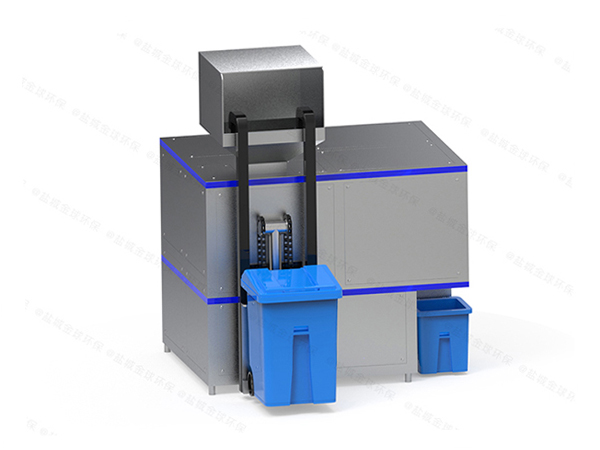 10吨机械式厨余垃圾减量处理机器代理