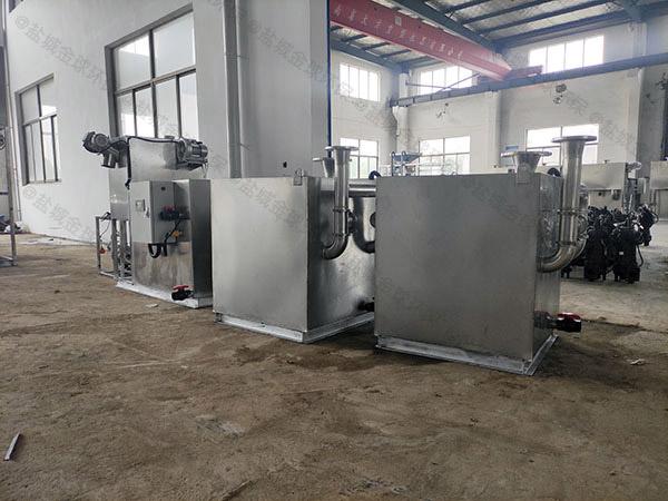 地埋式双泵洗污水提升处理器质保多久