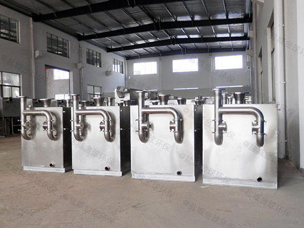卫浴间全自动污水提升器设备cad