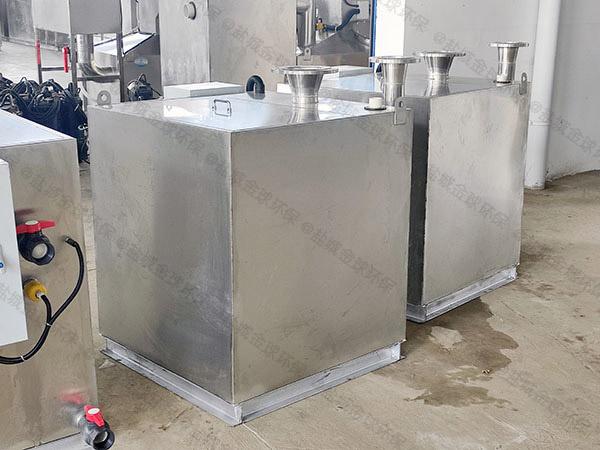 茶水间密闭污水排放提升设备好用吗