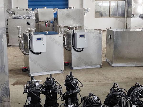 商品房地下室全自动污水提升器装置哪个品牌好