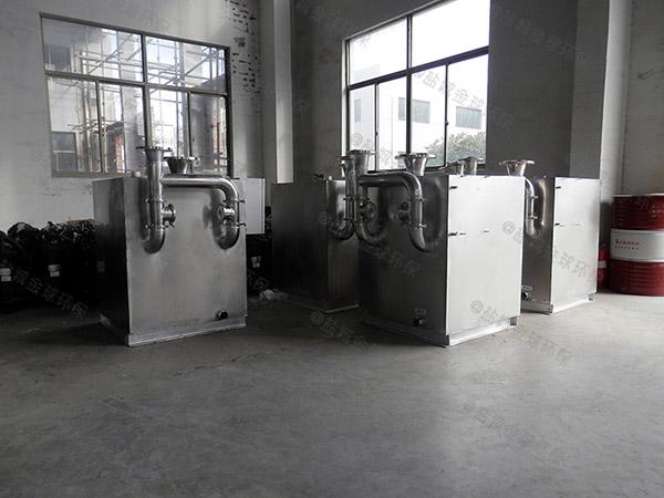 会馆地下室双泵污水提升处理器怎么选择