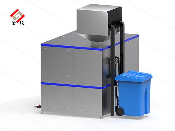 环保商业城厨房垃圾压缩设备供应商