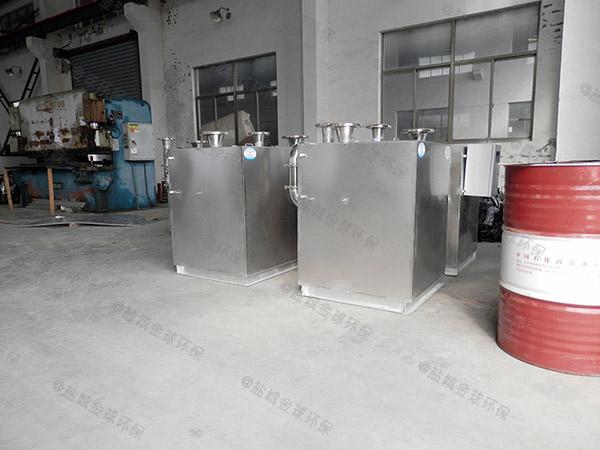 地下外置污水提升器