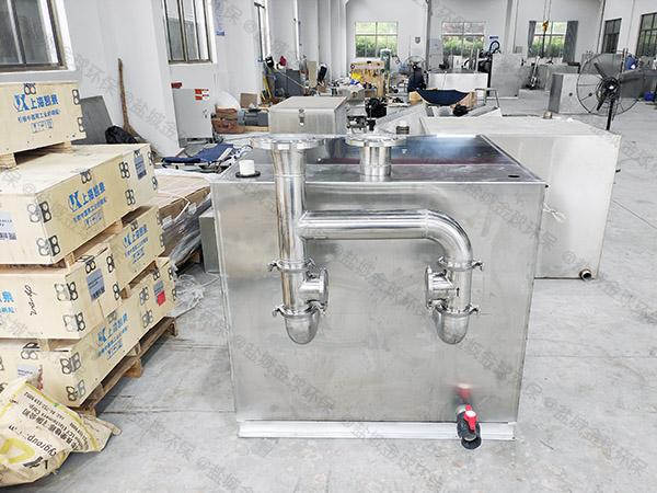 餐厨商用污水提升装置有外置的吗
