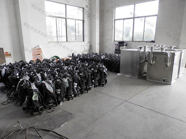 地下室马桶商用污水提升机多少钱