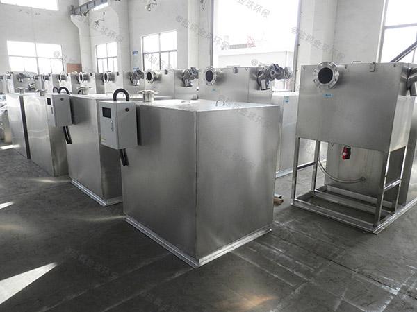 商品房地下室外置污水提升器怎样套定额