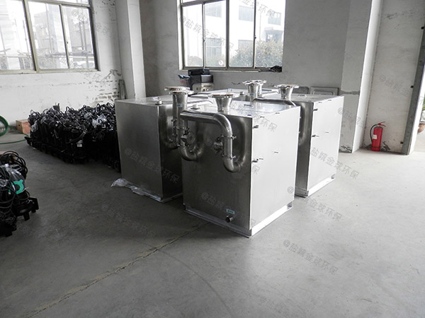 别墅排水污水处理提升器怎样套定额